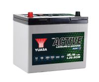 L26-EFB Yuasa Active Leisure Battery 12v 90Ah Buy Online from The Battery Shop